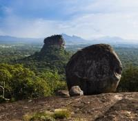 Sri Lanka Signature Tours 2019 - 2020 -  View from Pidurangala Rock