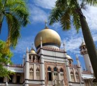 Singapore & Borneo Signature Tours 2019 - 2020 -  Sultan Mosque