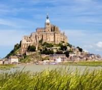 Paris and the Historic WWII Sites of Normandy Tours 2017 - 2018 -  Mont Saint Michel