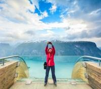 Awoken Wilderness of the Norwegian Summer Tours 2020 - 2021 -  Stegastein Viewpoint