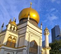 Luxury Singapore & Bali Tours 2019 - 2020 -  The Sultan's Mosque