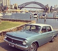 Sydney, Rock & Reef Tours 2019 - 2020 -  Sydney by Restored Holden