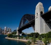 Australia's West & East Coast Tours 2018 - 2019 -  Sydney Harbour Bridge
