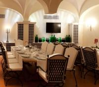 Gastronomic Lisbon & Porto Tours 2019 - 2020 -  Yeatman Hotel - The Vaulted Room