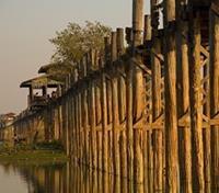 Mysteries of Myanmar Tours 2019 - 2020 -  U Bein Bridge