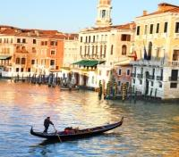 Italian Honeymoon  Tours 2017 - 2018 -  Gondola Ride