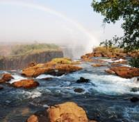 Cape, Winelands, Kruger & Vic Falls Tours 2017 - 2018 -  Victoria Falls - The Smoke that Thunders