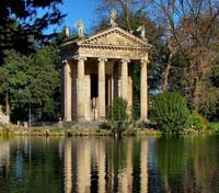 Italian Honeymoon  Tours 2017 - 2018 -  Villa Borghese Gardens