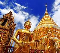 Southeast Asia Grand Journey Tours 2019 - 2020 -  Doi Suthep