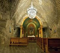 Poland Signature Tours 2017 - 2018 -  Wieliczka Salt Mine Chapel