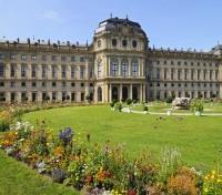 Romantic Road Discovery Tours 2018 - 2019 -  Wurzburg Residence Palace