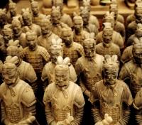 Culinary China Tours 2019 - 2020 -  Terra Cotta Warriors