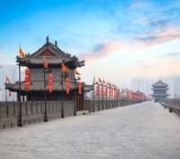 China & Tibet Highlights Tours 2019 - 2020 -  City Wall