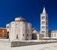 Croatia Active Adventure Tours 2020 - 2021 -  St.Donat Church