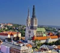 Culinary Croatia Tours 2019 - 2020 -  Zagreb City View