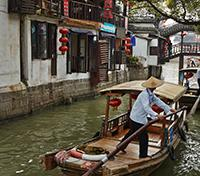 China & Tibet Highlights Tours 2019 - 2020 -  Zhujiajio Water Town