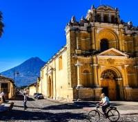 Guatemala Family Getaway Tours 2017 - 2018 -  La Merced Church