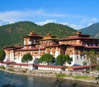 Bhutan Grand Journey Tours 2017 - 2018 -  Punakha Dzong