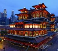Luxury Southeast Asia Tours 2019 - 2020 -  Buddha Tooth Relic Temple