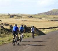 Machu Picchu & Easter Island Discovery Tours 2019 - 2020 -  Biking to Navigators Mountain