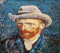 Paris, Amsterdam & Tulip River Cruise Tours 2017 - 2018 -  Vincent van Gogh's self-potrait