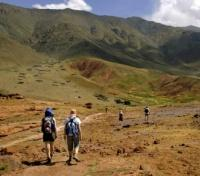 Morocco Highlights & High Atlas Mountains  Tours 2019 - 2020 -  High Atlas Mountains Walk