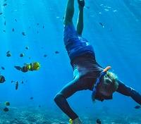 Singapore & Indonesia Elite Tours 2019 - 2020 -  Snorkeling Around Bawah