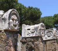 Age of Empires: Athens & Rome Tours 2017 - 2018 -  Ostia Antica Ancient Theatre