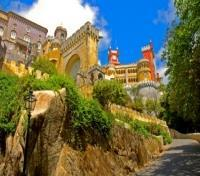 Spain, Portugal & Morocco Explorer Tours 2019 - 2020 -  Pena Palace, Sintra