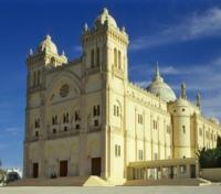 Tunisia Discovery Tours 2017 - 2018 -  Saint Louis Cathedral