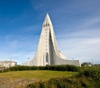 Iceland Adventure Honeymoon Tours 2017 - 2018 -  Hallgrimskirkja church