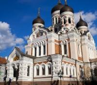 Jewels of Russia, Finland & Estonia Tours 2020 - 2021 -  Alexander Nevsky Cathedral