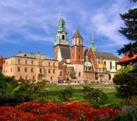 Exquisite Austria, Czech Republic & Poland  Tours 2017 - 2018 -   Wawel Royal Castle
