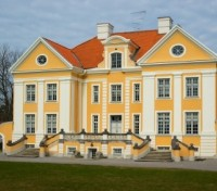Jewels of Russia, Finland & Estonia Tours 2020 - 2021 -  Palmse Manor House