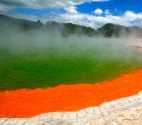 Highlights of New Zealand  Tours 2020 - 2021 -  Wai-o-Tapu