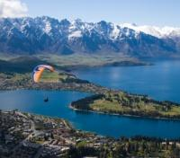 New Zealand: Tip to Tip  Tours 2020 - 2021 -  Scenic View Of Queenstown