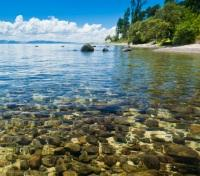Active New Zealand: Auckland, Lake Taupo & Fjordland Tours 2019 - 2020 -  Lake Taupo