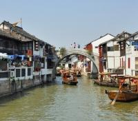 Culinary China Tours 2019 - 2020 -  Zhujiajiao