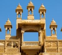 Treasures of India with Pushkar Tours 2019 - 2020 -  Haveli House in Jaisalmer