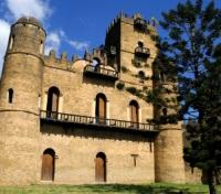 Treasures of Ethiopia Tours 2019 - 2020 -  Fasilidas Castle