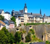 Highlights of Holland, Luxembourg & Belgium Tours 2020 - 2021 -  Luxembourg Old Town