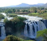 Treasures of Ethiopia Tours 2019 - 2020 -  Blue Nile Falls