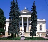 Odessa Discovery Tours 2017 - 2018 -  Archaeological Museum, Odessa, Ukraine