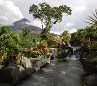 Costa Rica Highlights Tours 2019 - 2020 -  Thermal Spring at Kioro Suites and Spa