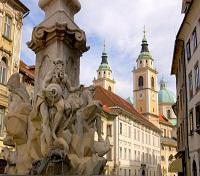 Serenade of Slovenia & Italy Tours 2019 - 2020 -  Robba's Fountain