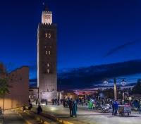 Morocco Highlights & High Atlas Mountains  Tours 2019 - 2020 -  Marrakech by Night