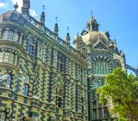 Essential Colombia Tours 2019 - 2020 -  Plaza Botero Building