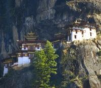 Bhutan Grand Journey Tours 2018 - 2019 -  Taktsang Monestery