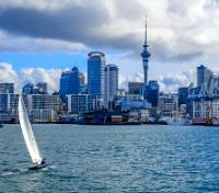 Highlights of New Zealand  Tours 2020 - 2021 -  Auckland Waterfront
