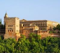 Spain Grand Tour Tours 2019 - 2020 -  Alhambra Palace